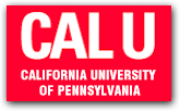 California university of PA Logo